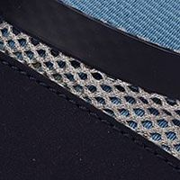 BLACK IRIS/SEAL GREY/BLUE WASH/CAPRI