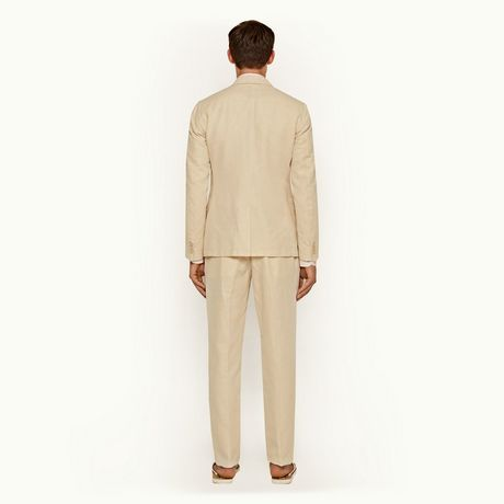 Orlebar Brown Bond Linen Jacket