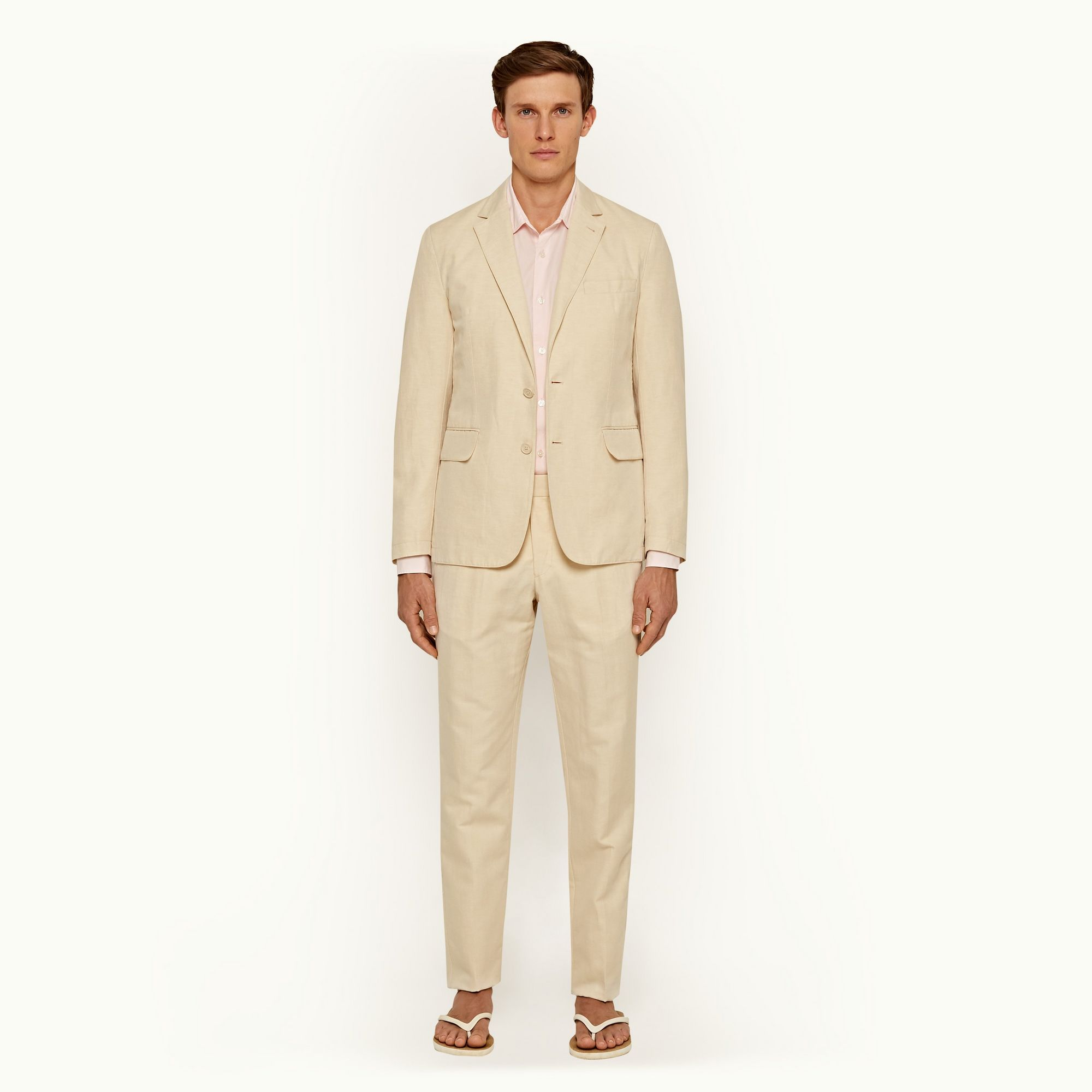 Orlebar Brown Bond Linen Jacket