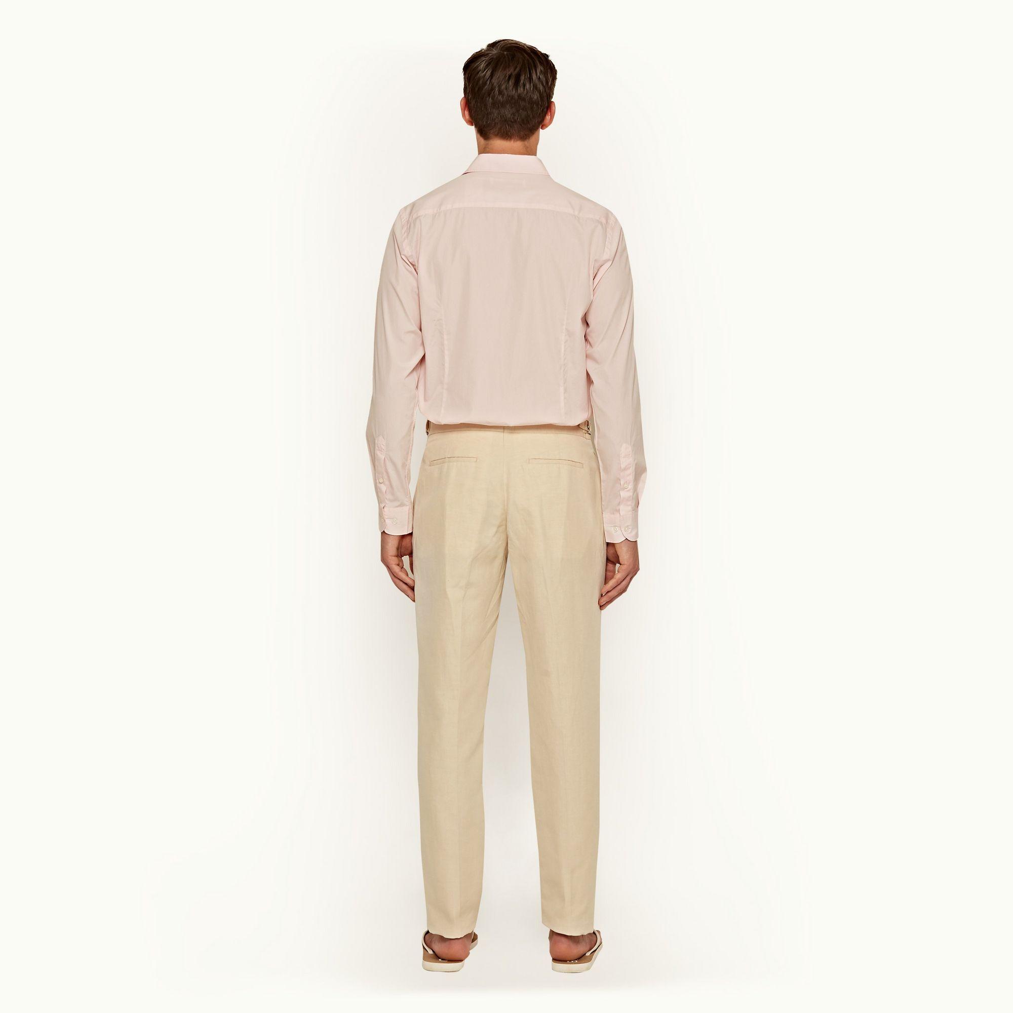 Orlebar Brown Bond Linen Trouser