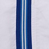 WHITE/BAHAMA BLUE