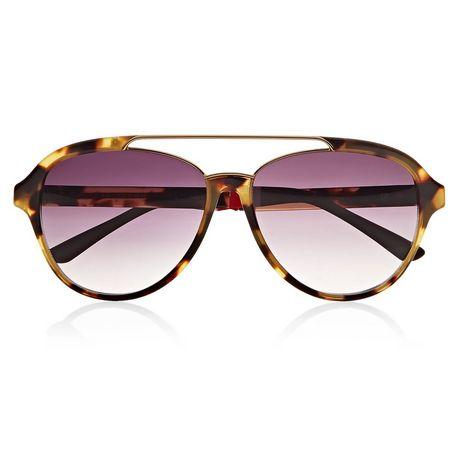 Orlebar Brown Aviator Sunglasses