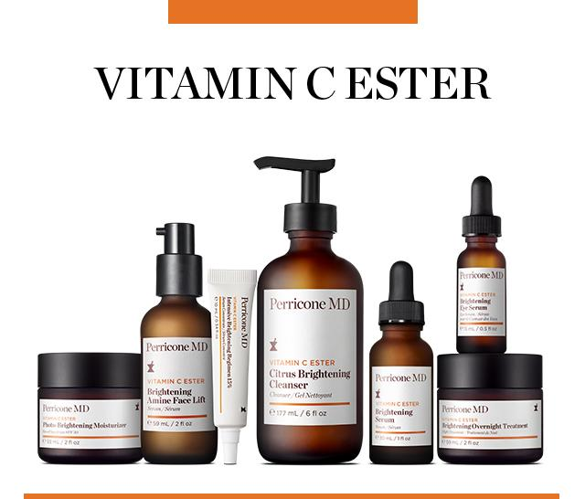 Vitamin C Ester Collection 2