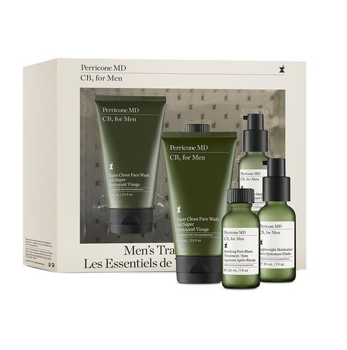 CBx for Men Travel Set - Perricone MD