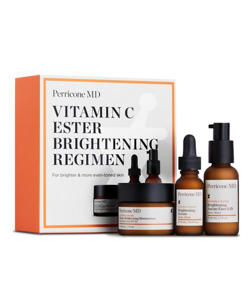 Vitamin C Ester Brightening Regimen - Perricone MD