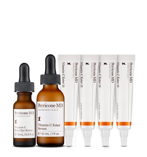 Complete Brightening Vitamin C Ester Collection - Perricone MD