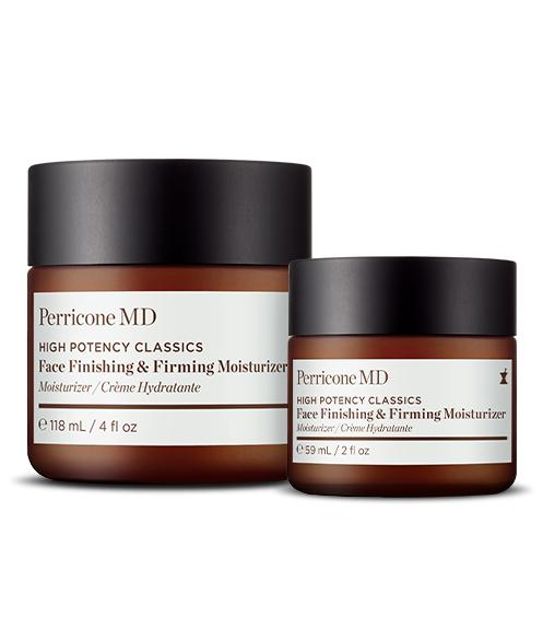 Face Finishing & Firming Moisturizer Duo - Perricone MD