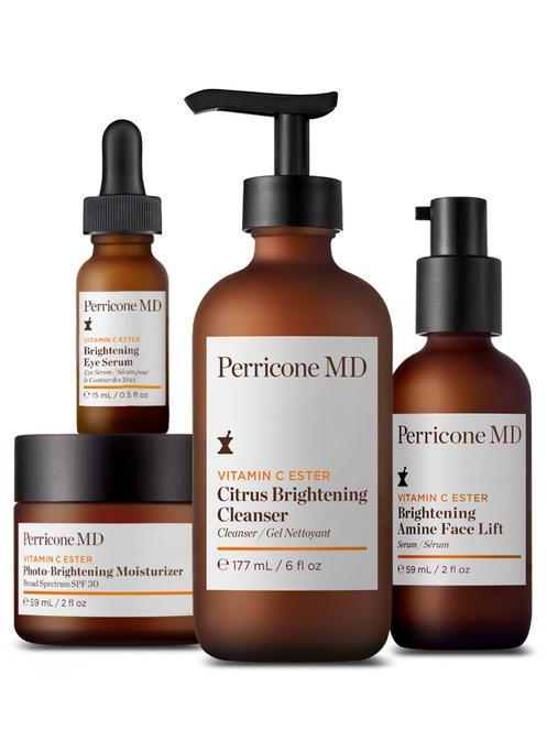 The Vitamin C Ester Brightening Collection - Perricone MD