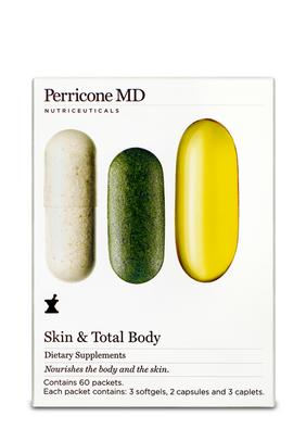 Skin & Total Body Supplements - Perricone MD