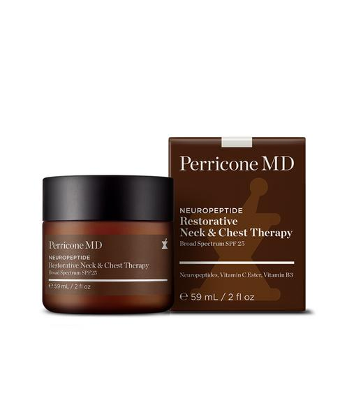 Restorative Neck & Chest Therapy Broad Spectrum SPF 25 - Perricone MD