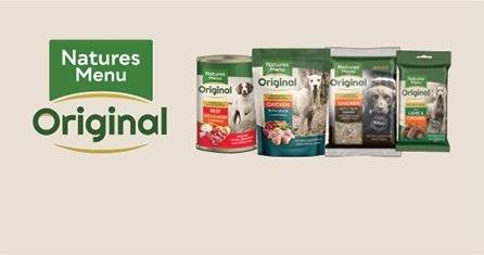 Natures Menu Raw Food For Dogs Cats Pets At Home
