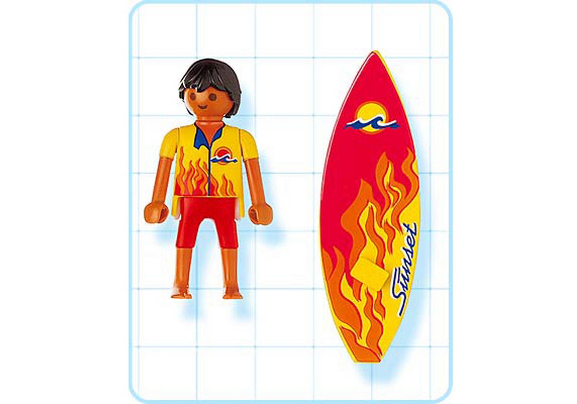 Ausmalbilder Playmobil Römer : Surfer 4637 A Playmobil Deutschland