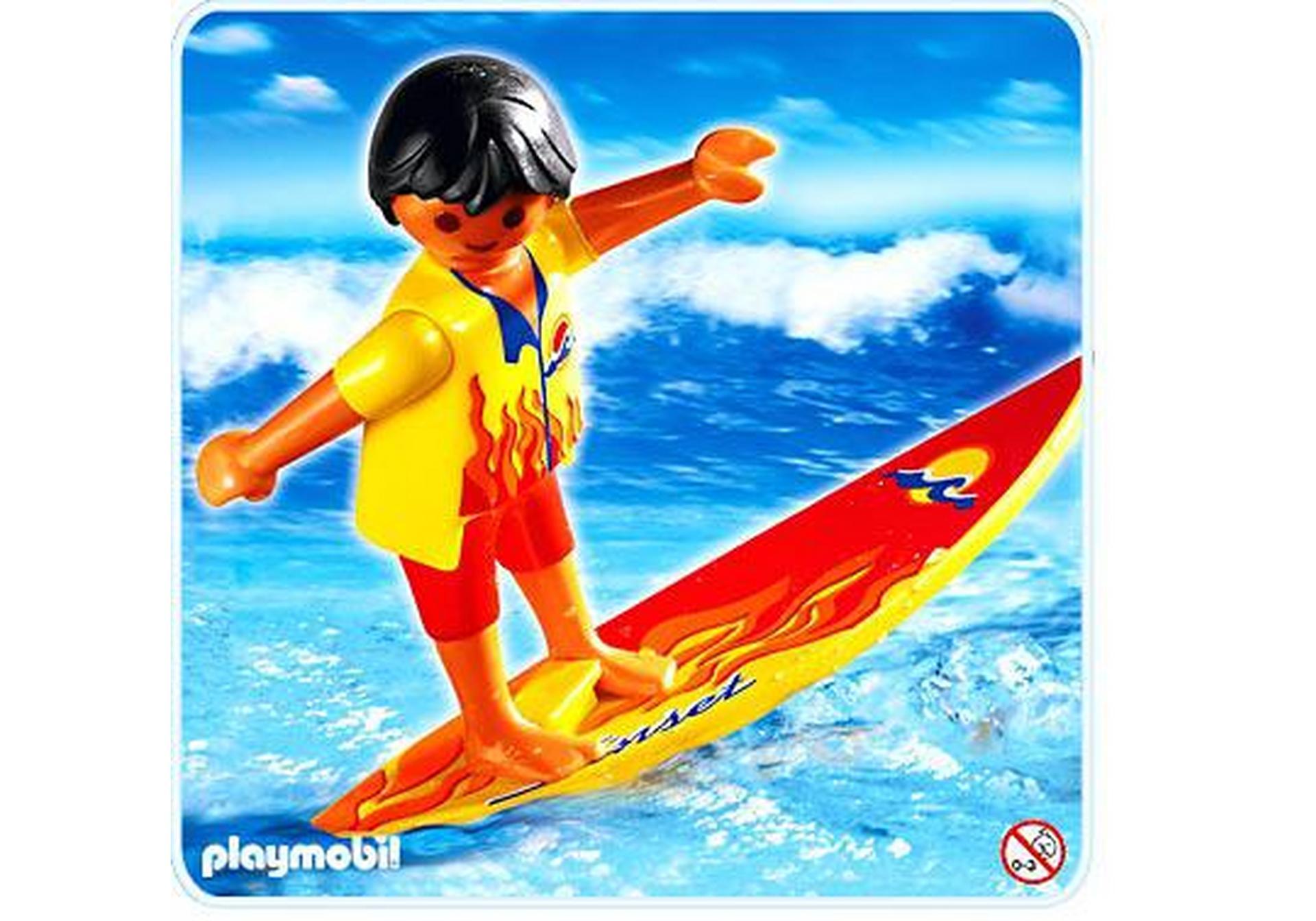 Playmobil Ausmalbilder Kinderklinik : Surfer 4637 A Playmobil Deutschland