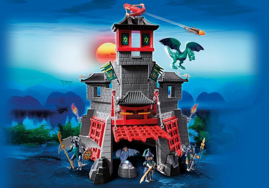 Secret Dragon Fort
