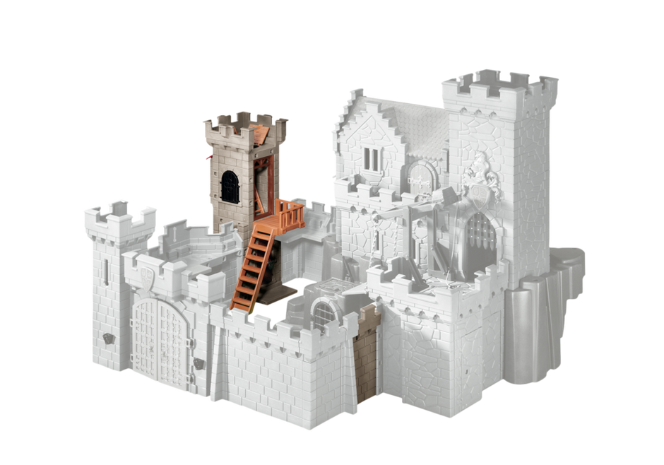 Tower extension for Royal Lion Knight's Castle and Hawk Knights'