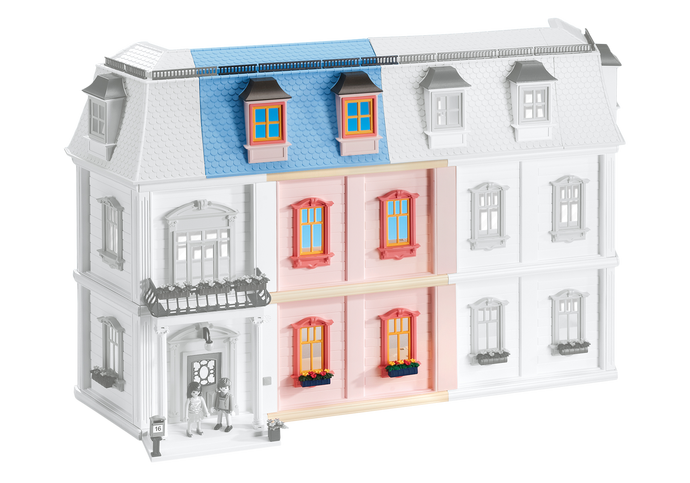 Living Room with Fireplace - 5308 - PLAYMOBIL® Canada