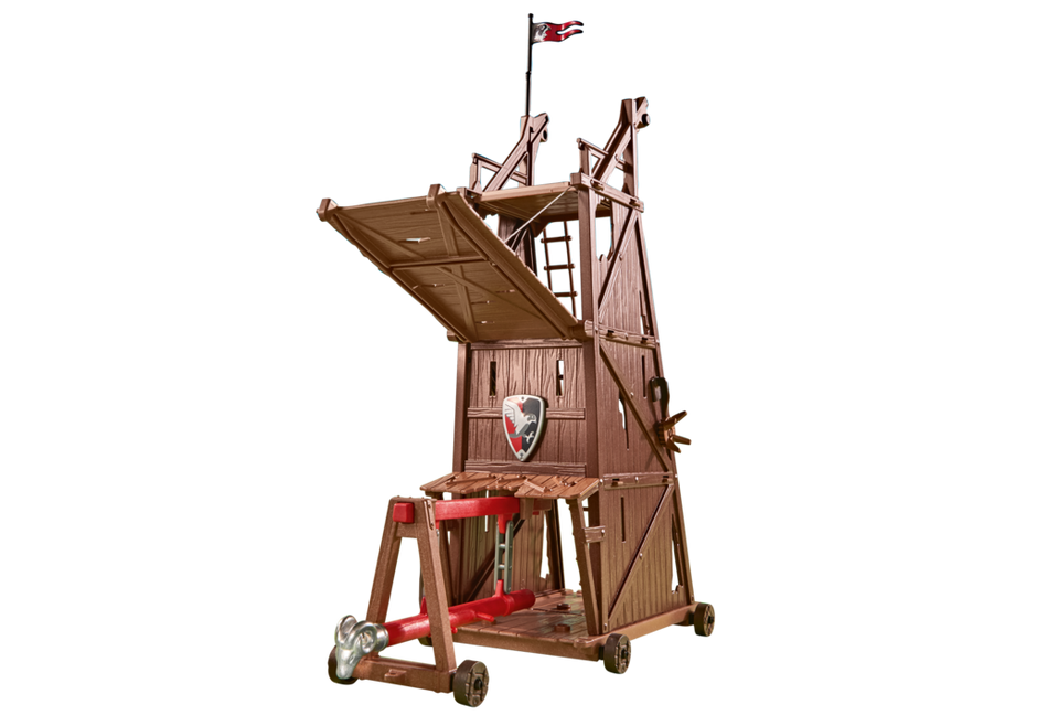Battle Tower with Battering Ram