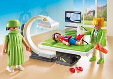 Playmobil 6659 Röntgenkamer