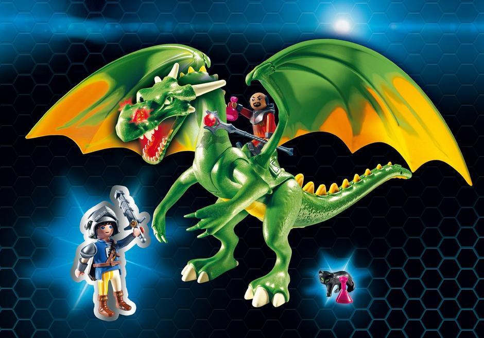 Kingsland Dragon with Alex 9001