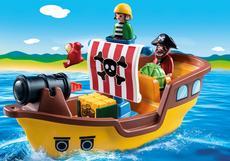 1.2.3 Piratenschip