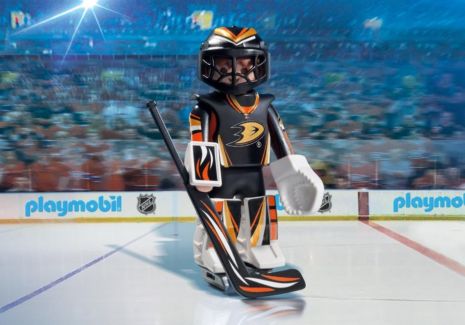 NHL® Anaheim Ducks® Goalie