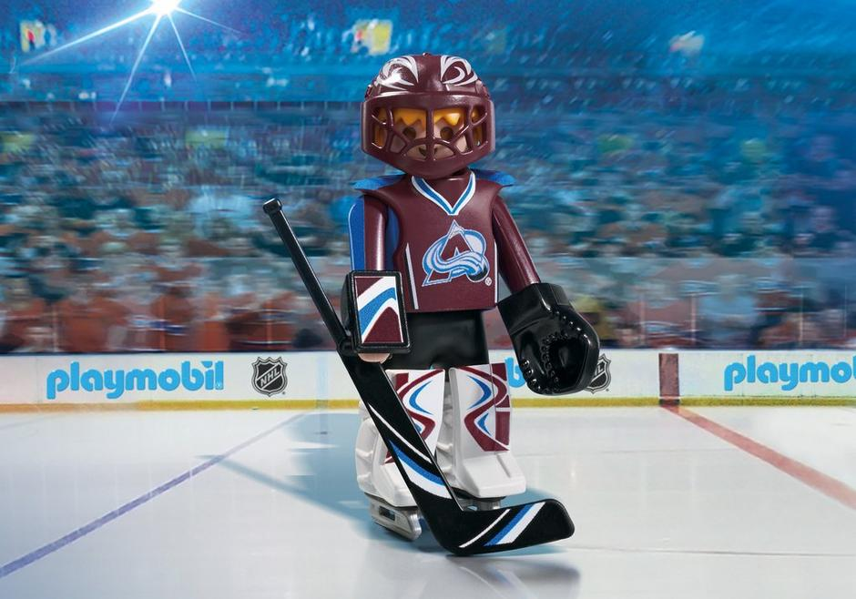 NHL® Colorado Avalanche® Goalie