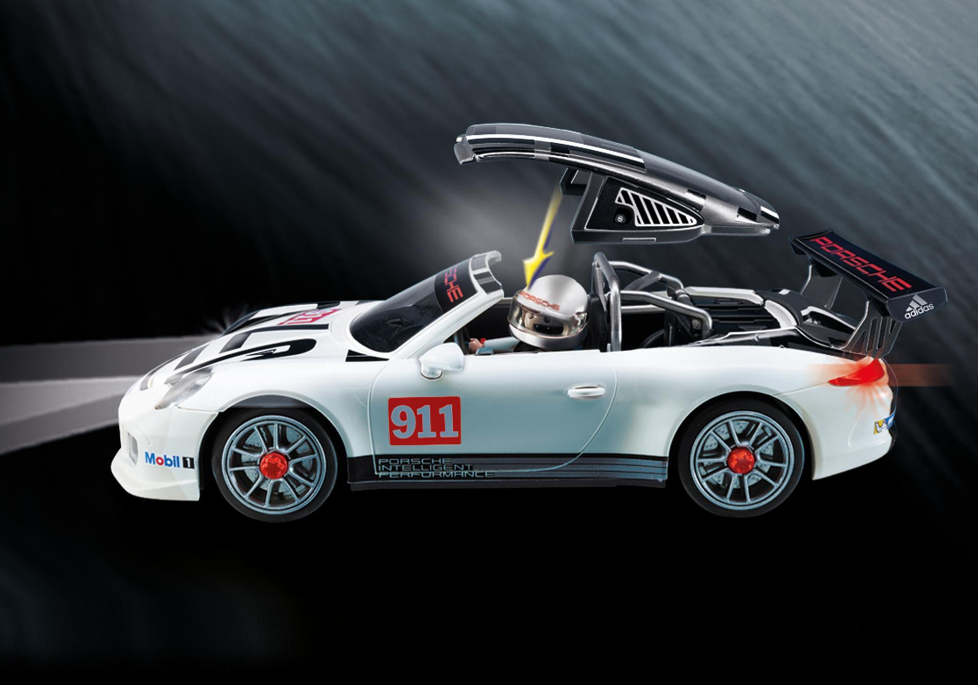 porsche 911 gt3 cup 9225 playmobil deutschland. Black Bedroom Furniture Sets. Home Design Ideas