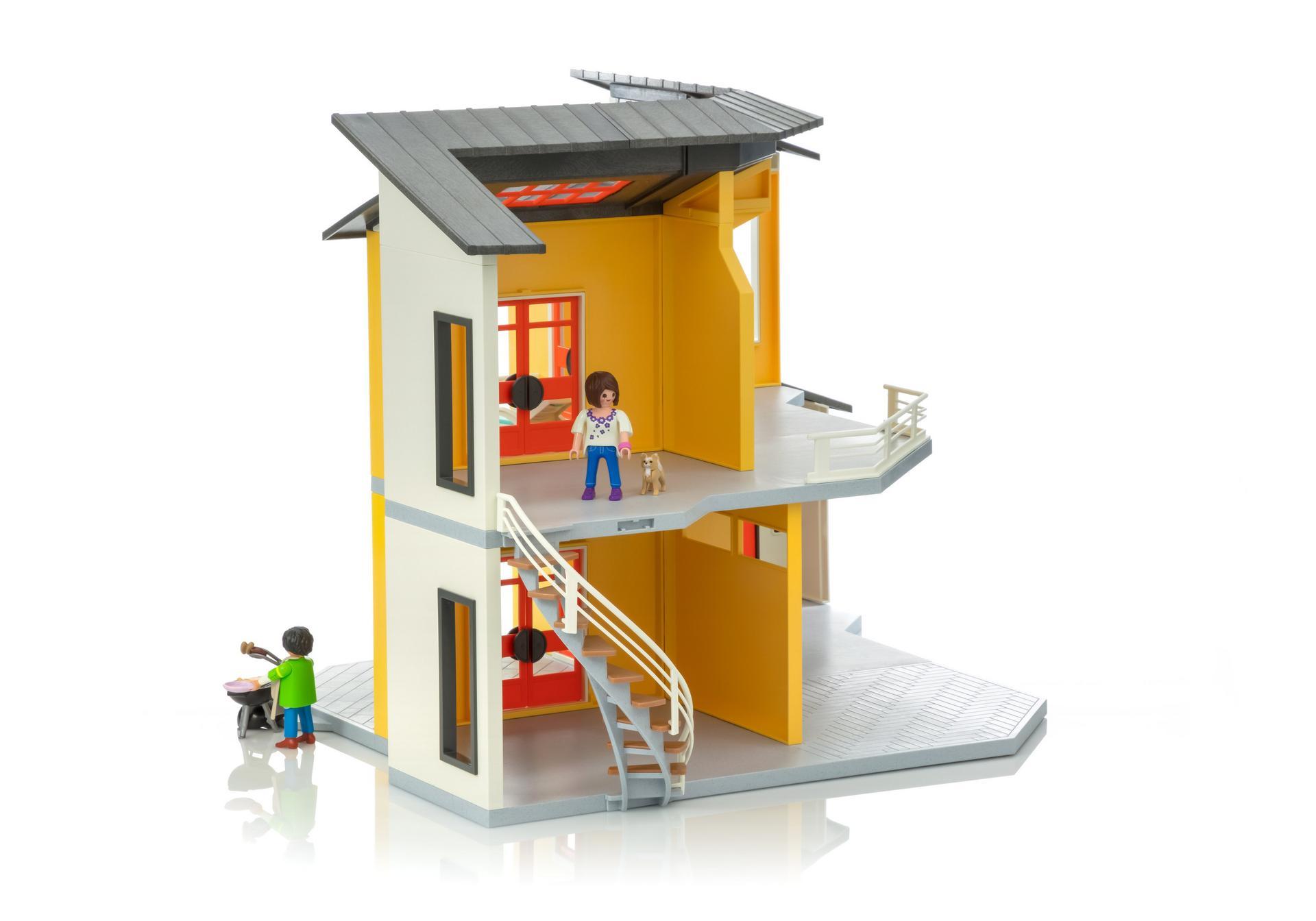 Ausmalbilder Playmobil Villa : Fantastisch Playmobil Luxusvilla Kinderzimmer Fotos