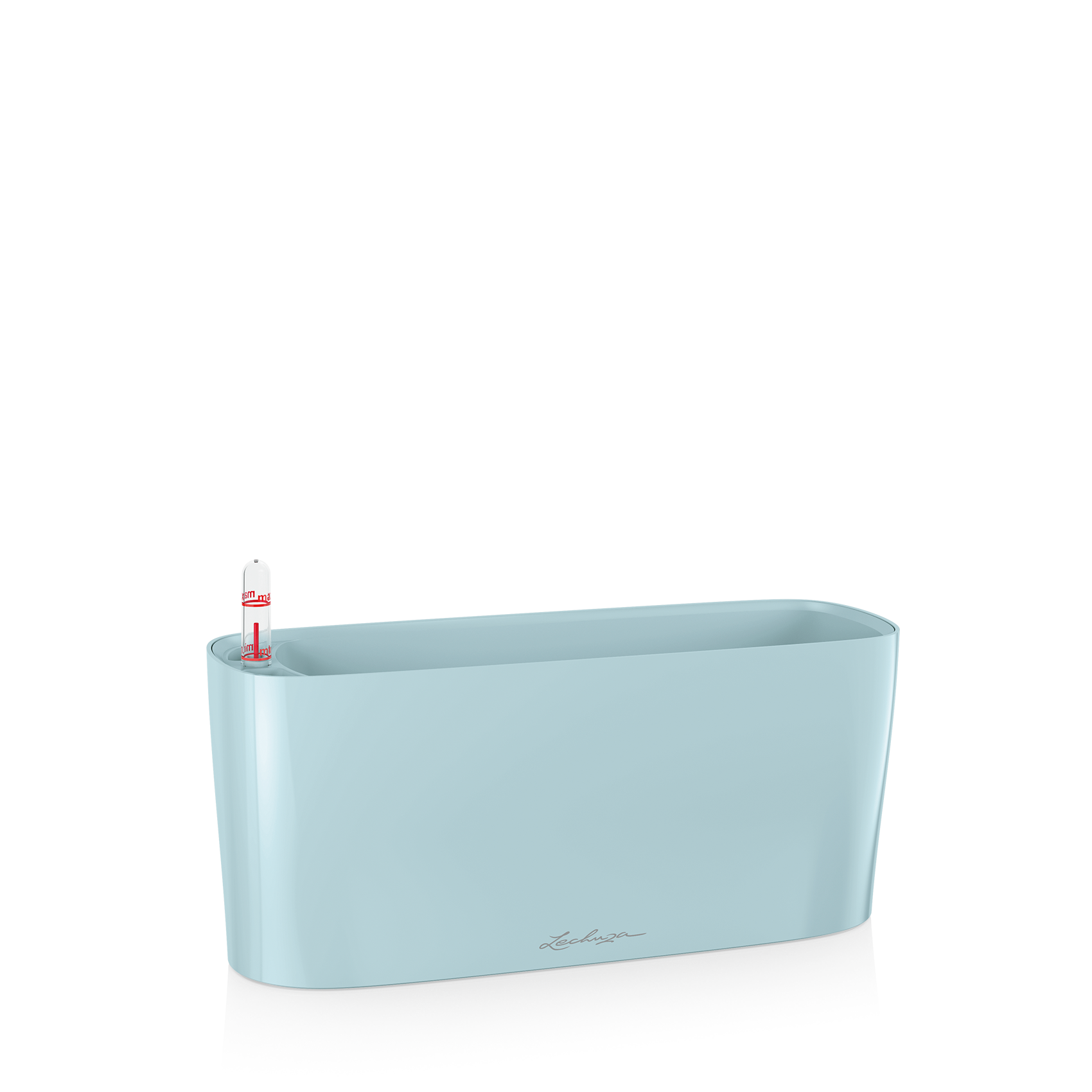 DELTA 10 skandinavisch blau hochglanz