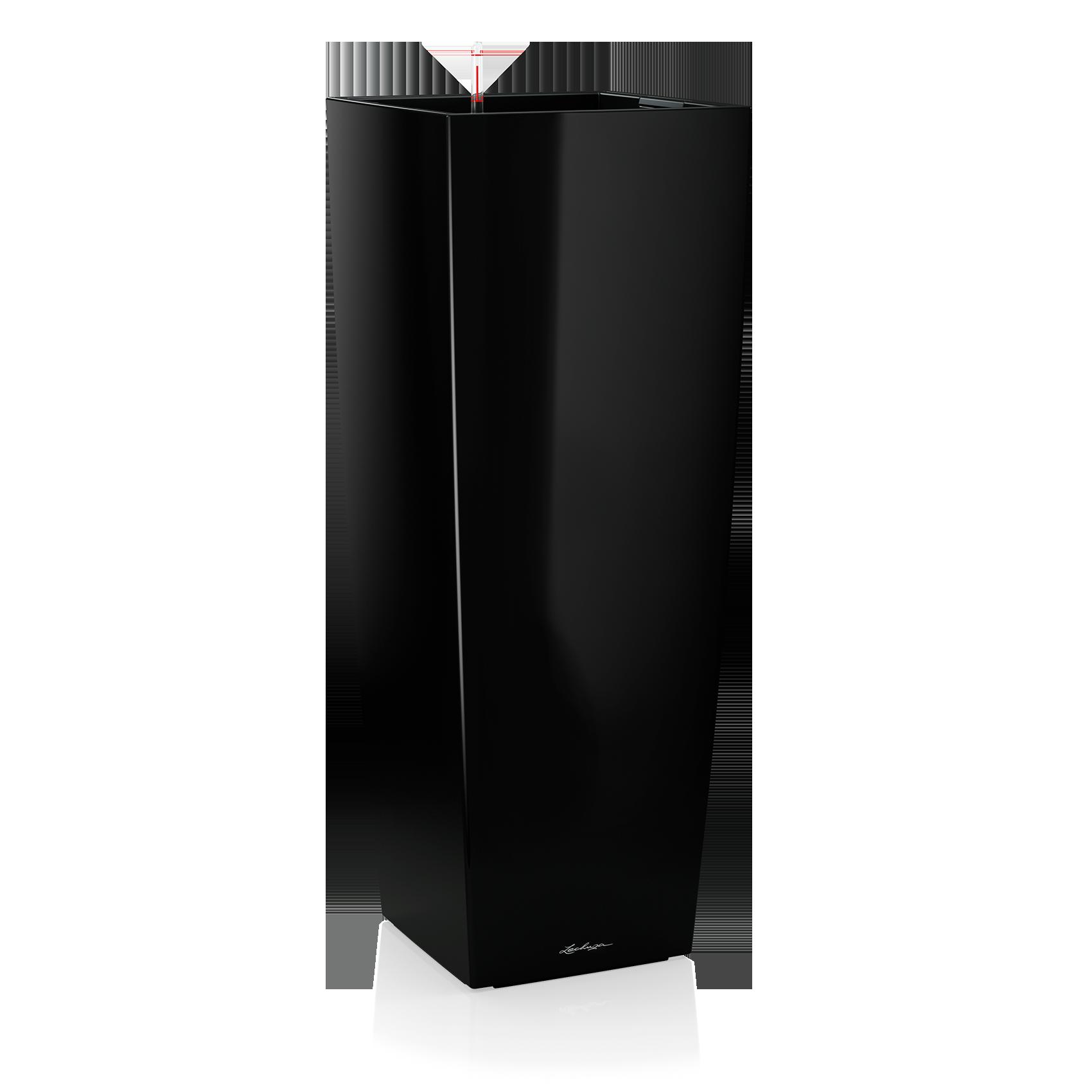 CUBICO ALTO black high-gloss