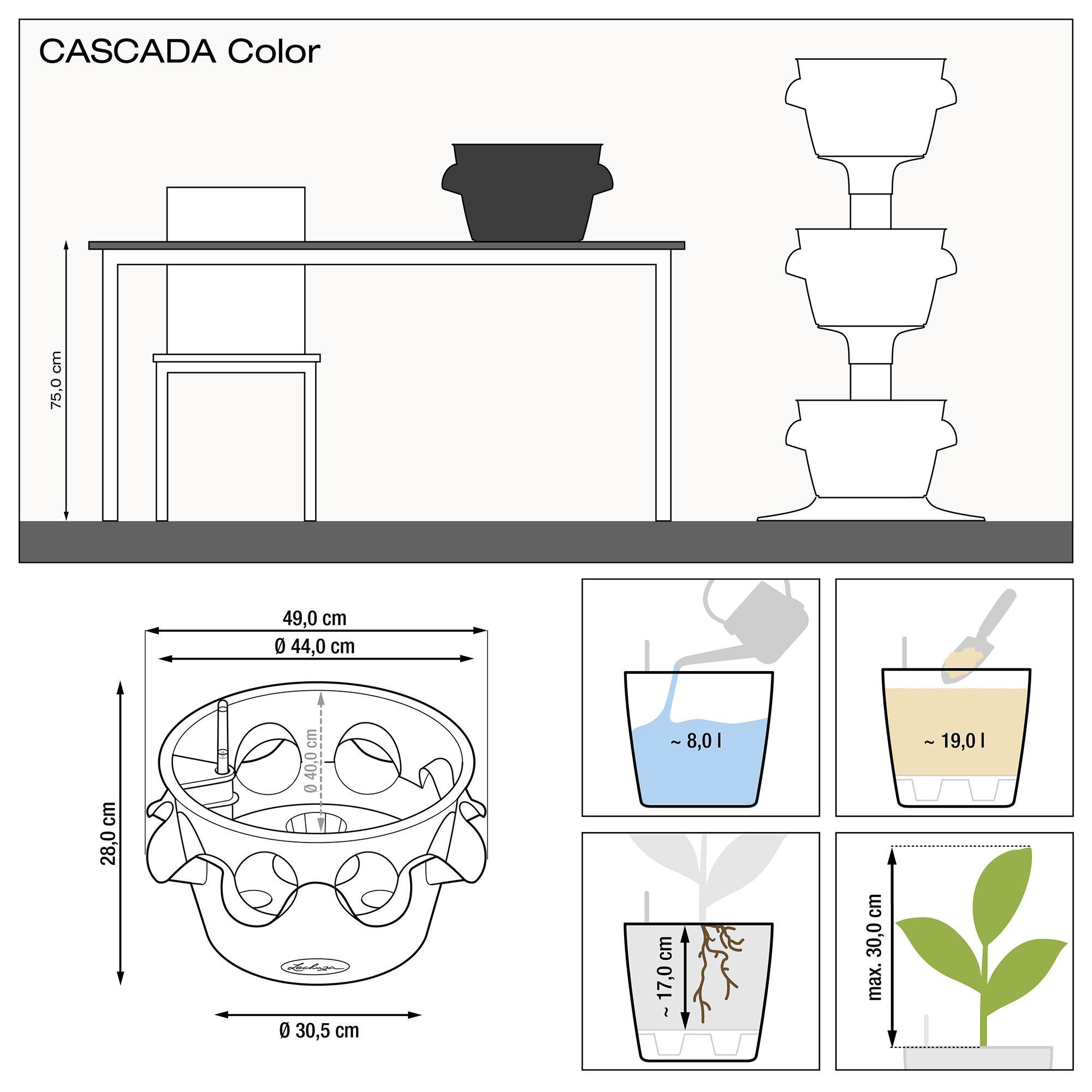 CASCADA Color slate - Image 2