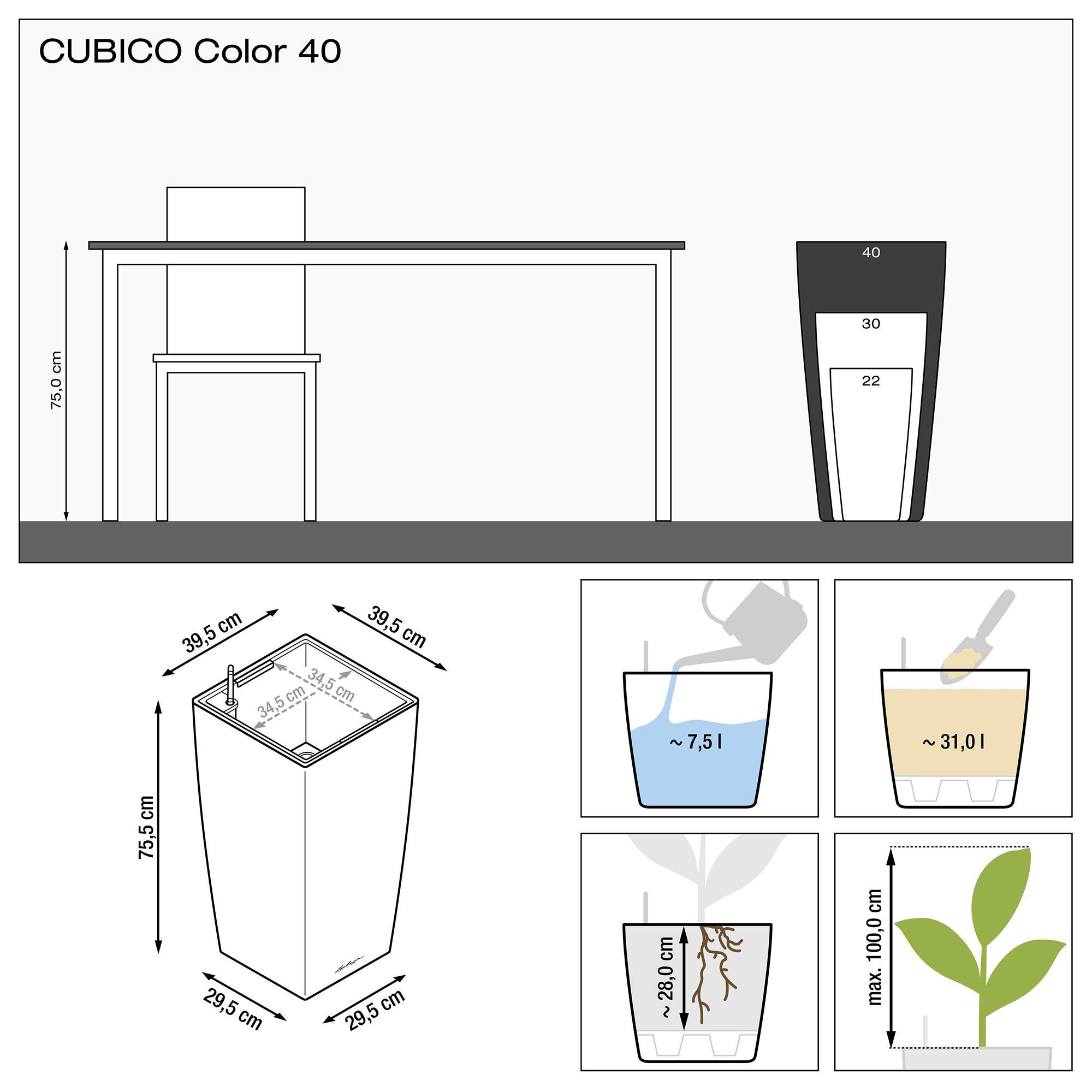 CUBICO Color 40 slate - Image 3