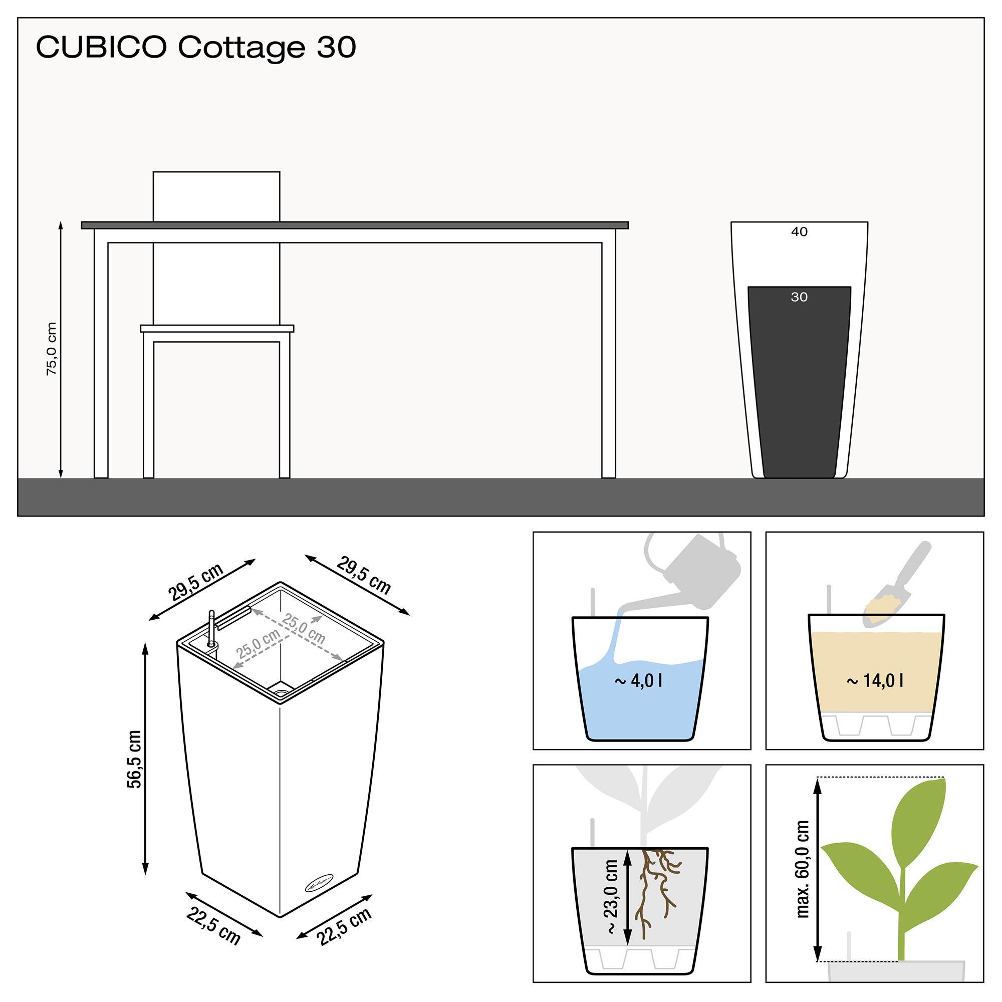 CUBICO Cottage 30 caffè - Immagine 3