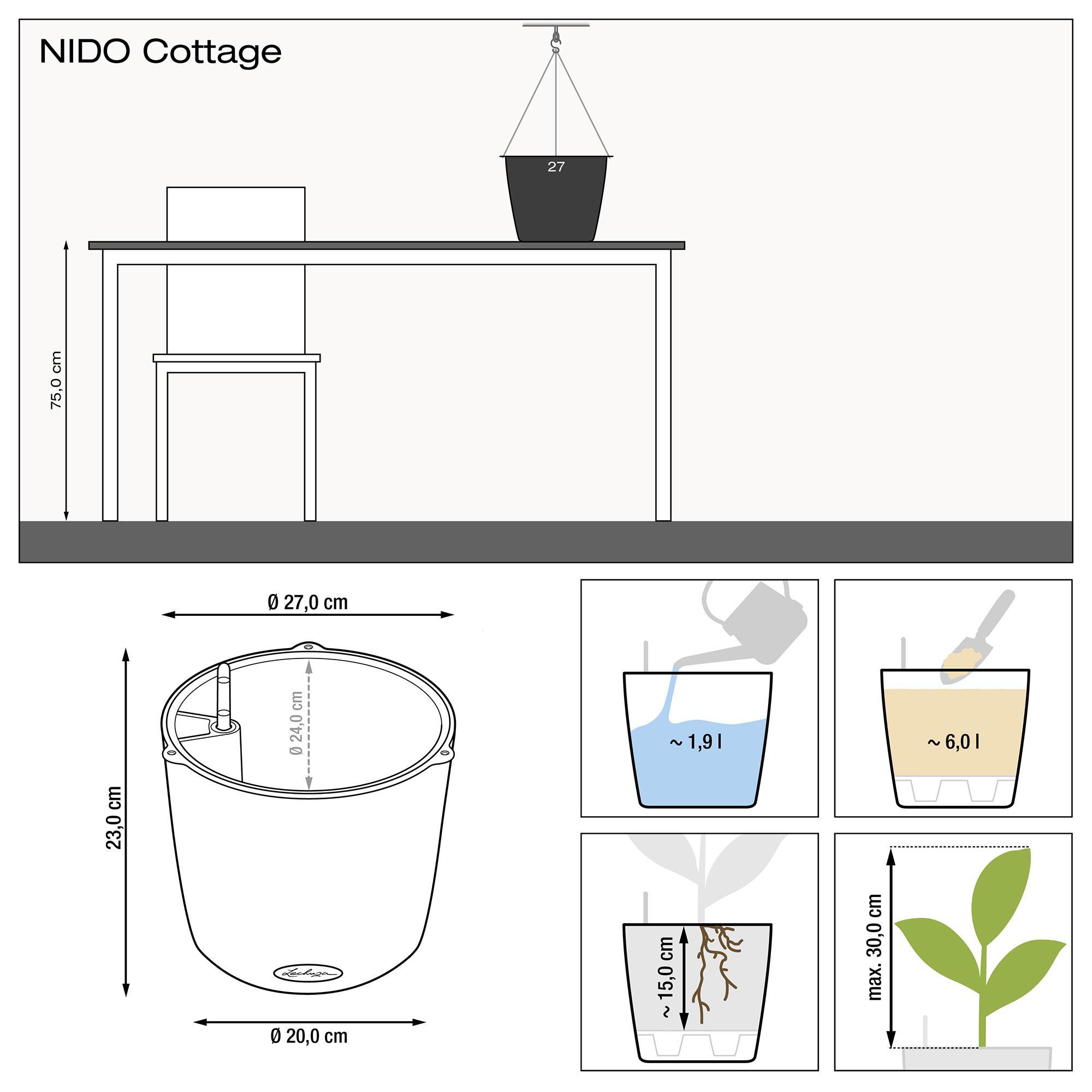 NIDO Cottage мокка - изображение 3