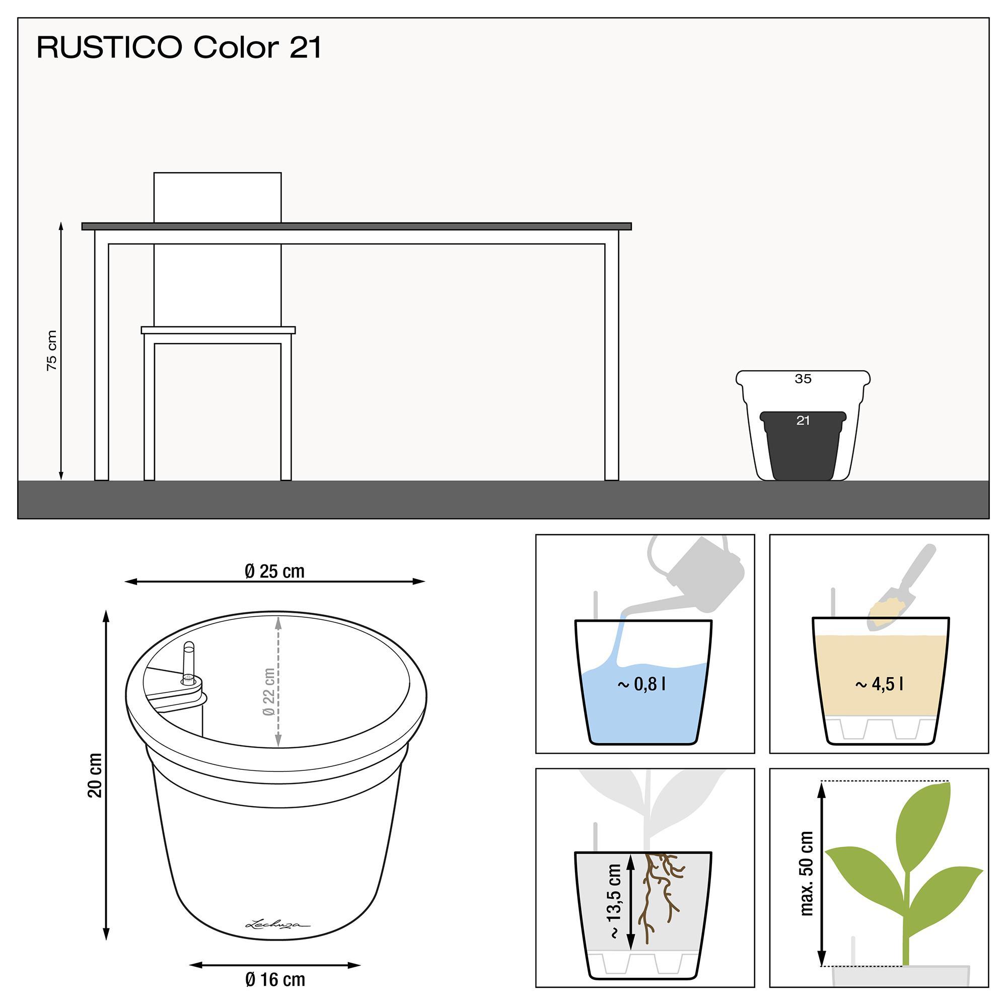 RUSTICO Color 21 sand beige - Image 2