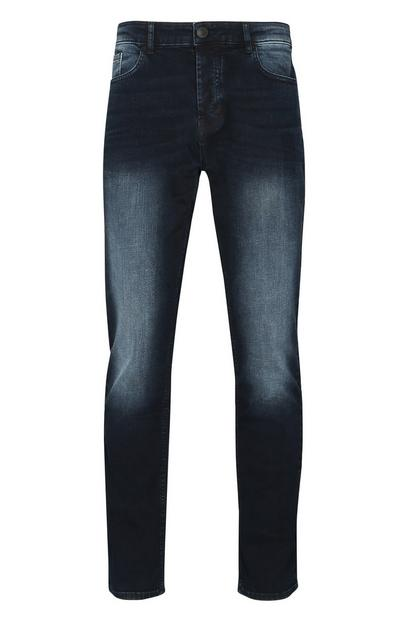 Slim-Fit-Jeans in dunkler Waschung