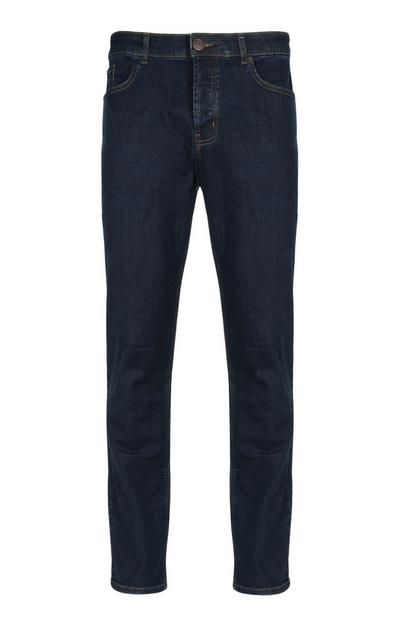Ausgewaschene Stretch-Jeans