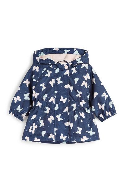Regenjacke mit Schmetterlingen (Babys)