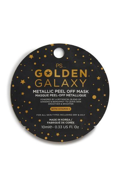 Golden Galaxy Mask