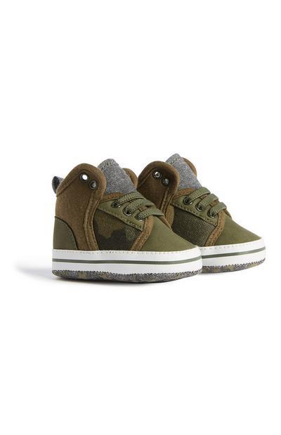 Sneaker mit Tarnmuster für Babys (J)
