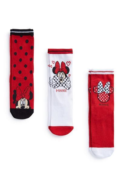 """""""Micky Maus"""" Socken, 3er-Pack"""