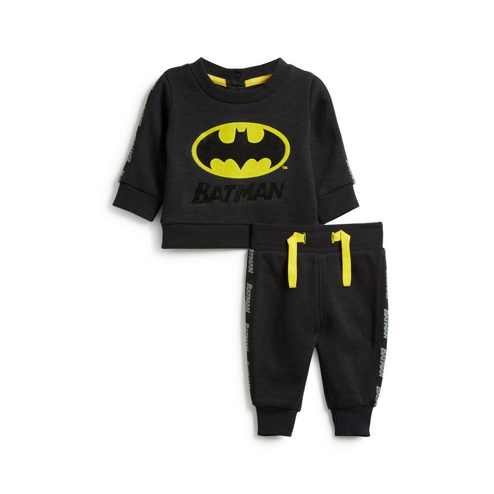 baby-boy-batman-2pc-outfit by primark