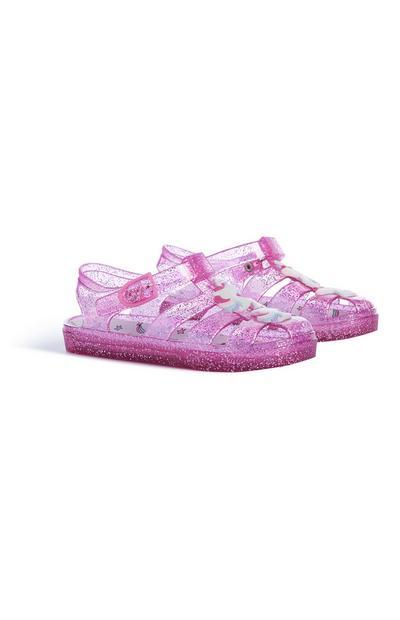 Gummi-Schuhe (kleine Mädchen)