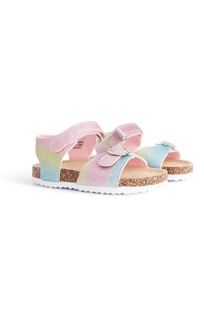 Sandalen im Ombré-Look (kleine Mädchen)