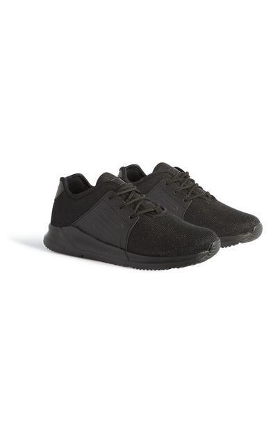 Schwarze Sneaker (Teeny Girls)