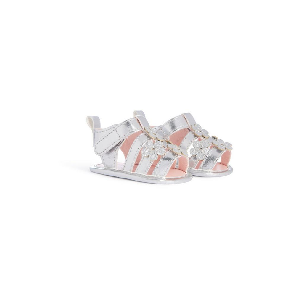baby-girl-flower-sandal by primark