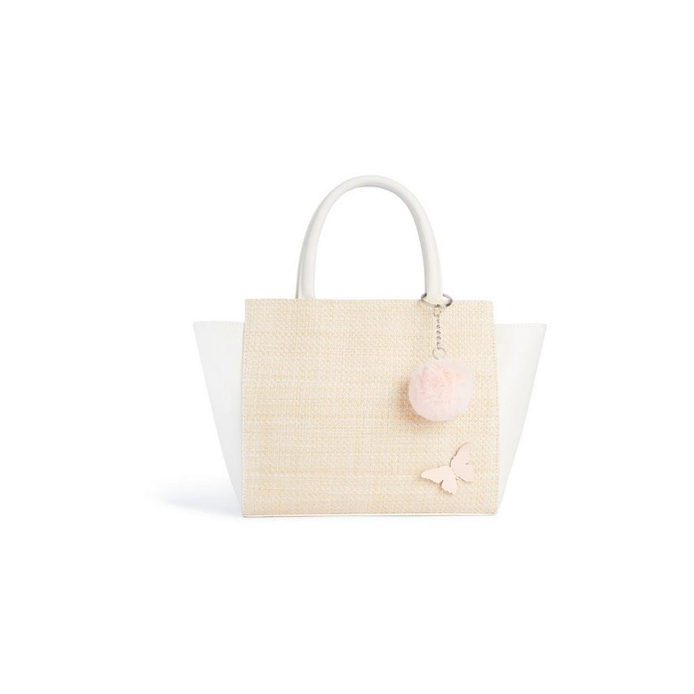 straw-butterfly-tote-bag by primark
