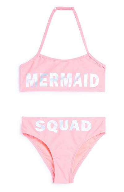 """Mermaid"" Bikini (Teeny Girls)"
