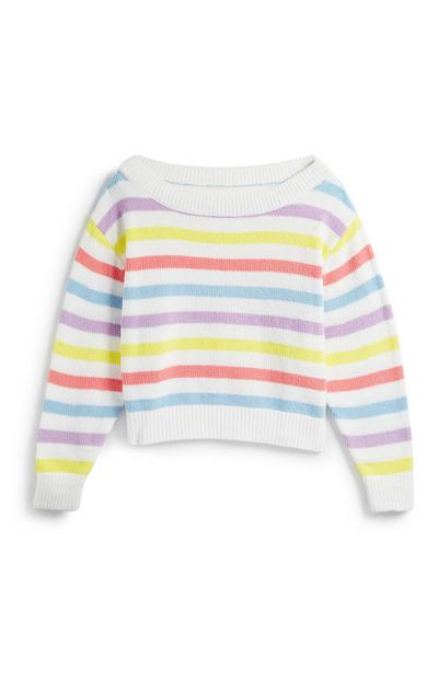 Stripe Jumper