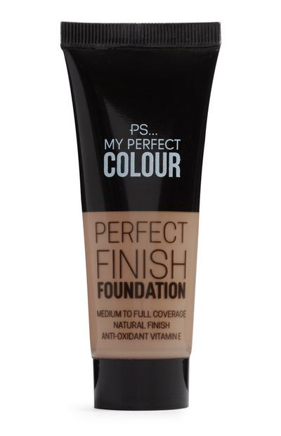 """Perfect Finish"" Foundation in Beige"